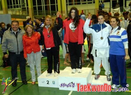 podium junior femenino +63kg