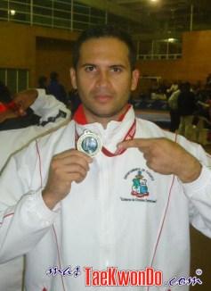 Julian Rojas TKD Colombia