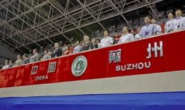 GP SUZHOU 2014, apertura