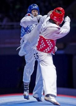 Dae-hoon Lee (KOR) vs Vasilii Nikitin (RUS)
