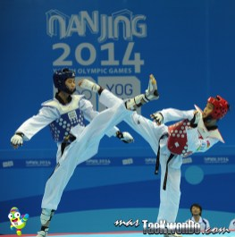 Panipak Wongpattanakit (THA) y Chen Zih-Ting (TPE)