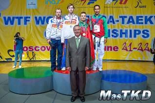 Abdennour-Elfedayni_MAR_Bronce_Mundial_Para-Taekwondo