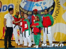 Abdennour-Elfedayni_and_Team_Exhibicion_Para-Taekwondo_Entrevista