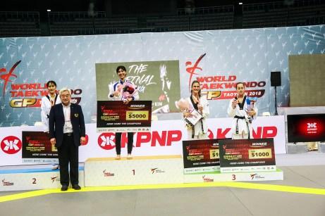 Day-3_Taoyuan-2018-World-Taekwondo-Grand-Prix_Podio_F-49