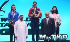 World Taekwondo Grand Prix Final, Fujairah 2018
