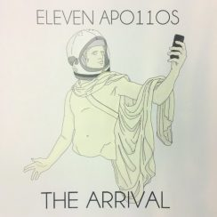 """The Arrival"" is available on iTunes, Spotify and Google Play"