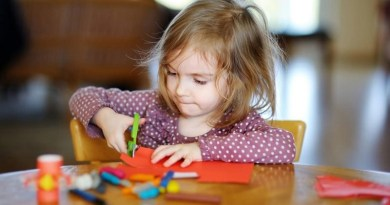 წვრილი მოტორიკის როლი ბავშვის განვითარებაში