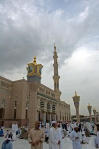 Masjid Nabi, Medina