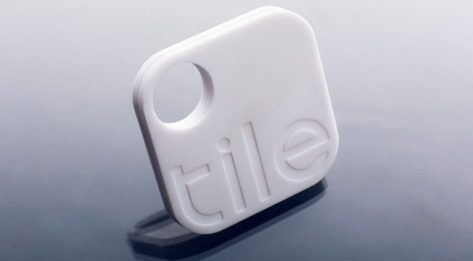The TileApp – lost personal items or lost personal privacy?