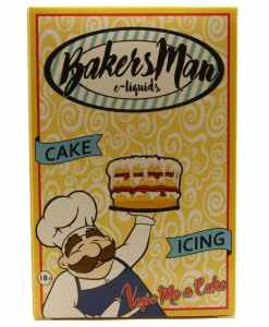 Drip Bakers Man Cake Icing 60 ml eliquid