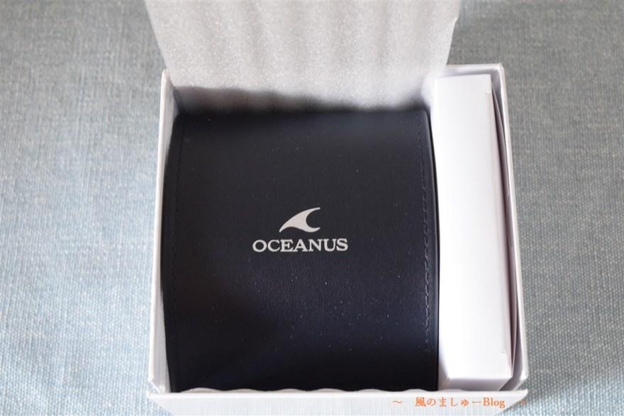 オシアナス外箱