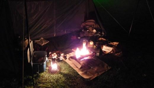 """【キャンプ】""""焚き火ワークVol.11""""  その④ ほゞ無水玉ねぎスープを作ってみる。"""