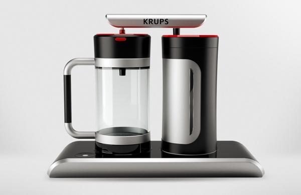 Krups Viaggio Compact Coffee Maker