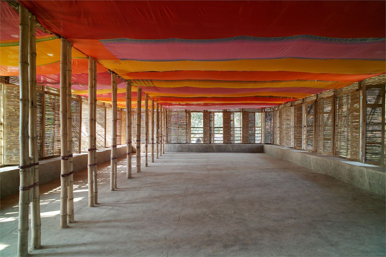 METI School By Anna Heringer Amp Eike Roswag