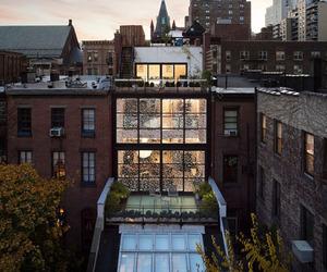 Historical NYC Townhouse Stunning Modern Renovation