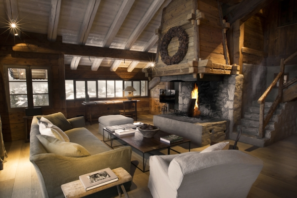 Stunning Chalet In The French Alps