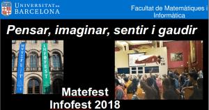 Matefest Infofest 2018