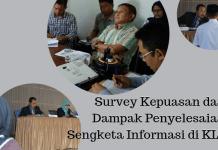 Laporan Survey Kepuasan dan Dampak PSI di KIA