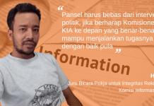 Seleksi Anggota_Komisi Informasi Aceh