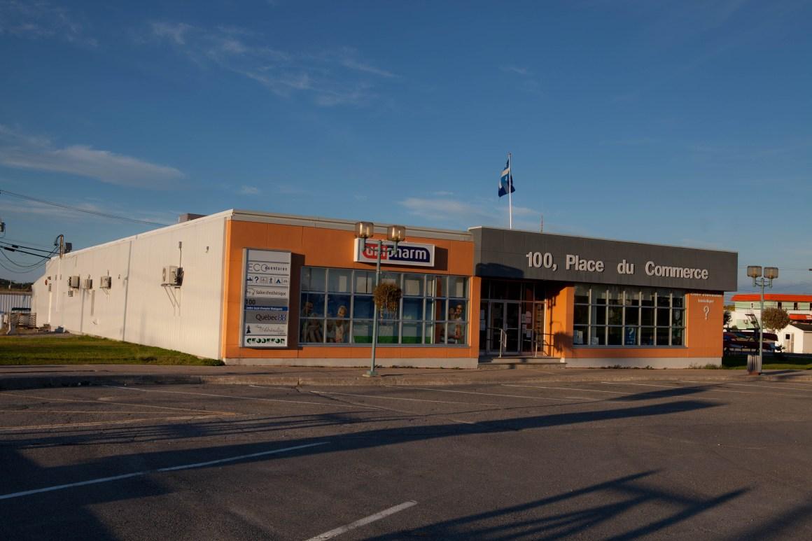 Revitalisation des façades commerciales