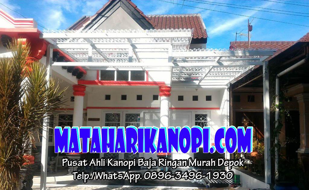 Atap Solartuff Clear/Bening