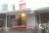 kanopi-baja-ringan-atap-alderon-sunpanel-super-elegan-di-cibubur-1-OK Hasil Pemasangan Kanopi Baja Ringan Atap Alderon Sunpanel Super Elegan di Ciracas Cibubur Jakarta Timur