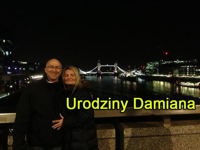 Urodziny Damiana