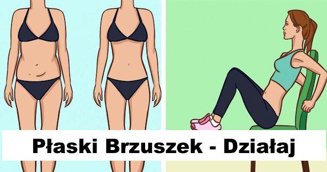 Ćwiczenia na płaski brzuch i uda