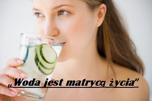 """""""Woda jest matrycą życia"""" – Gosia Klos"""