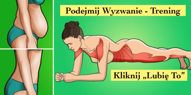 Plank – Nowe Wyzwanie – Trening na 28 Dni