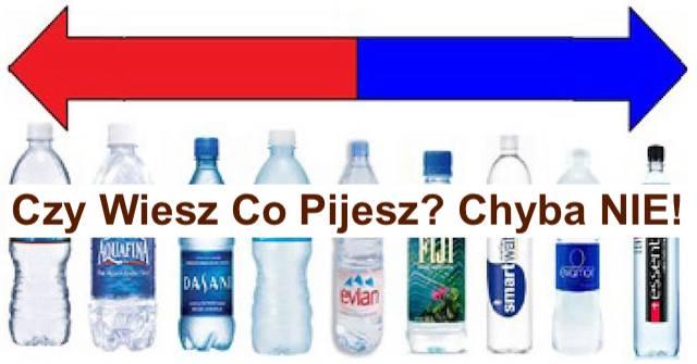 Woda i Plastik  – Zaskakujący artykuł – Nie Pij Wody