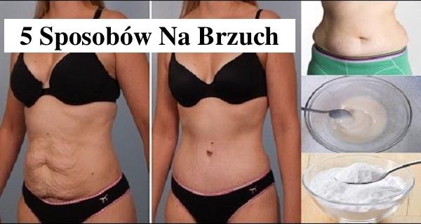 5 sposobów na wyszczuplenie Brzucha