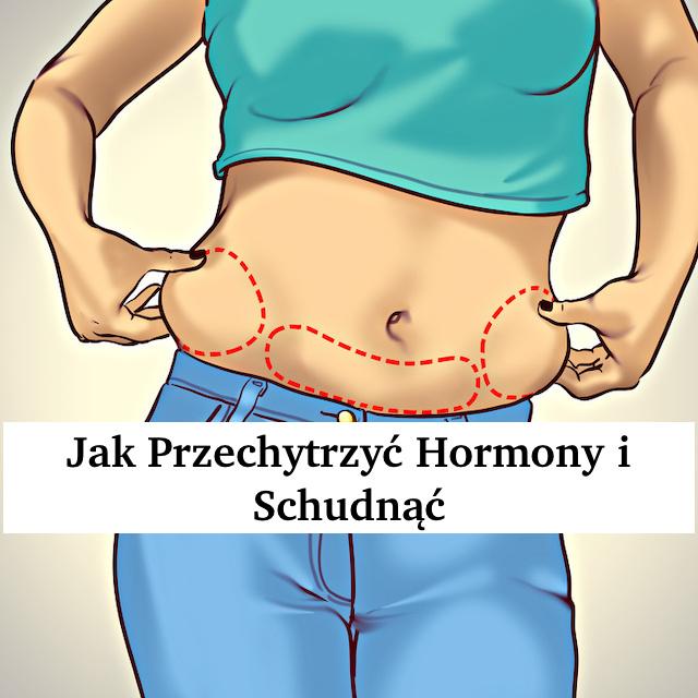 9 Sposobów – Jak przechytrzyć hormony, które powodują, że przybieramy na wadze