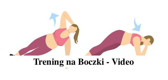 Trening Nowy na boczki – Video – Gosia Klos