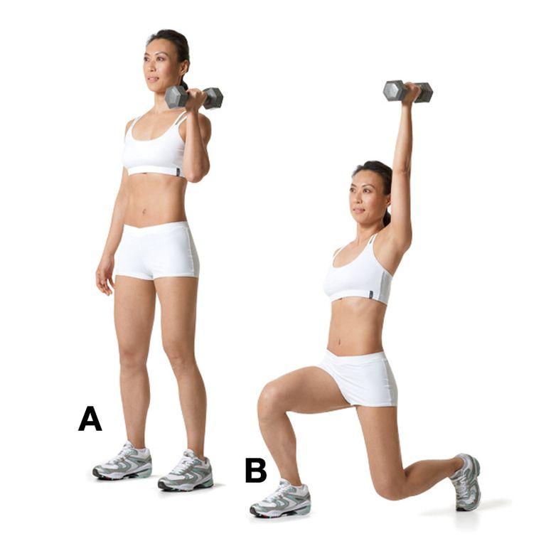 Ćwiczenia na całe ciało