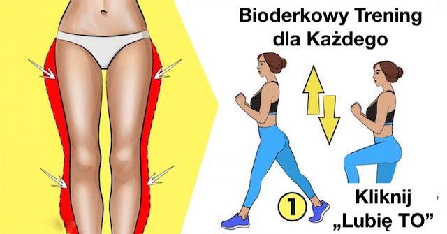 Bioderkowy Trening dla Każdego – 1 cm na Tydzień – Gosia Klos