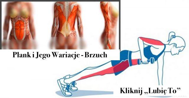 Plank Efektywny na Brzuch i Ramiona – Gosia Klos