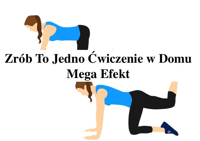 Zrób To Jedno Ćwiczenie na Nogi – Mega Efekt