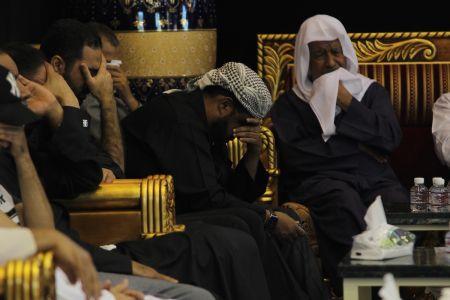 صالح آل ابراهيم - التغطية المصورة ليوم التاسع - محرم – 1441 هـ 12