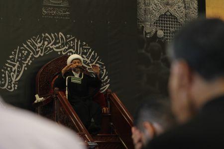 صالح آل ابراهيم - التغطية المصورة ليوم الحادي عشر - محرم – 1441 هـ 1