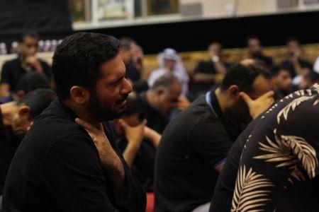 حسن العالي - التغطية المصورة لليلة الحادي شعر - محرم – 1441 هـ 20