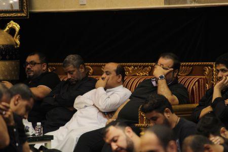 حسن العالي - التغطية المصورة لليلة العاشر - محرم – 1441 هـ 58