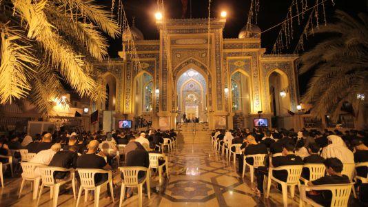 حسن العالي - التغطية المصورة لليلة العاشر - محرم – 1441 هـ 64