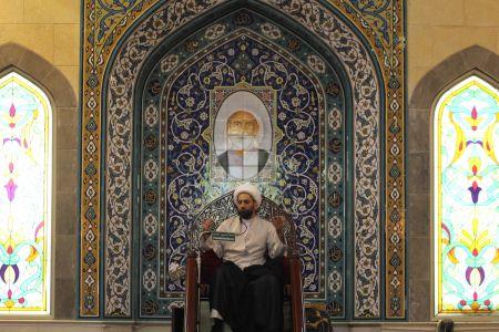 ماهر رحمة - التغطية المصورة لمجلس ذكرى شهادة الامام جعفر الصادق عليه السلام شوال – 1440 هـ 12