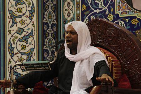 سيد حسين عبدالنبي - التغطية المصورة لذكرى شهادة الامام محمد الباقر عليه السلام ذو الحجة – 1440 هـ 13