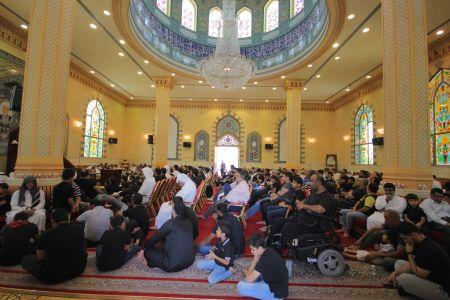 سعيد المعاتيق - التغطية المصورة لذكرى شهادة الامام محمد الجواد عليه السلام ذو القعدة – 1440 هـ 2