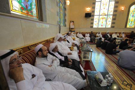 سعيد المعاتيق - التغطية المصورة لذكرى شهادة الامام محمد الجواد عليه السلام ذو القعدة – 1440 هـ 3