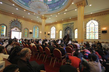 سعيد المعاتيق - التغطية المصورة لذكرى شهادة الامام محمد الجواد عليه السلام ذو القعدة – 1440 هـ 7