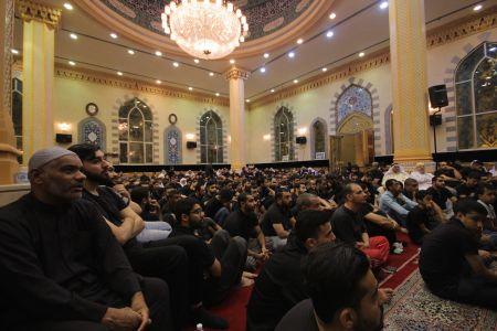 ياسين الجمري - التغطية المصورة لمجلس ليلة 20 من شهر رمضان – 1440 هـ 3