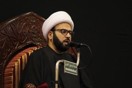 ياسين الجمري - التغطية المصورة لمجلس ليلة 21 من شهر رمضان – 1440 هـ 13